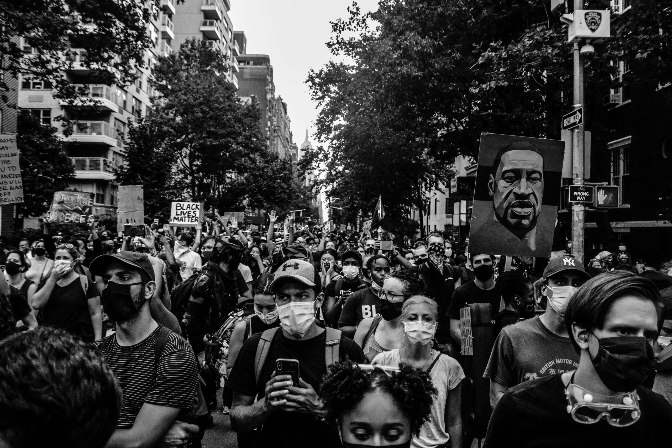 Politics 2020: Protest, Racism, & Policing